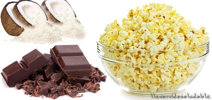 9 Alimentos ocultos con calorías