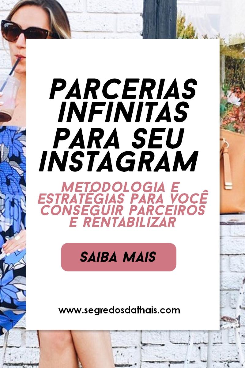 Parcerias Infinitas no Instagram