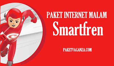 Paket Kuota Internet Malam Smartfren, Jam Penggunaan dan Cara Daftar