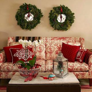 30 dekorasi ruangan hari natal yang menarik - idi suwardi