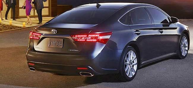 2018 Toyota Avalon Limited Hybrid Reviews   Toyota Reales