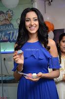 Priya Shri in Spicy Blue Dress ~  Exclusive 03.JPG