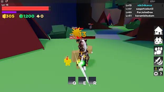 Roblox RPG Simulator Gift Codes