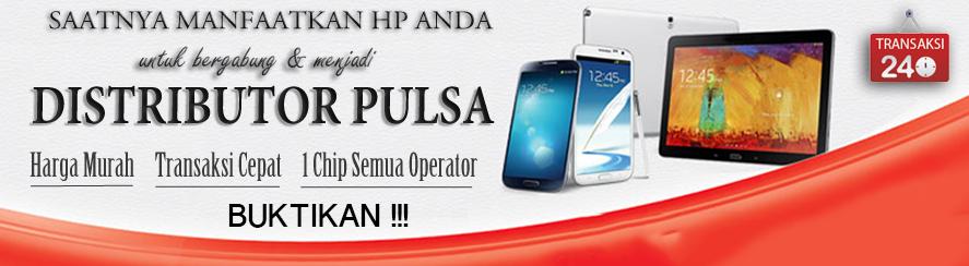 Peluang Bisnis Usaha Jualan Pulsa RajaWali Reload Tangerang