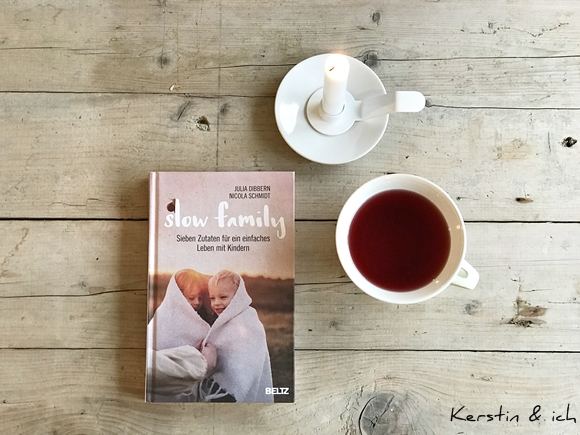 Buch Cover Slow Family