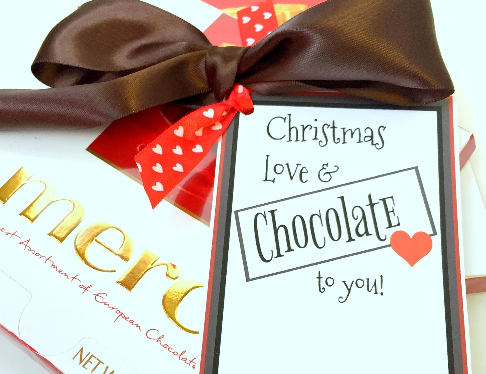 michelle paige blogs: Chocolate Lovers Gift Guide