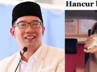 Ridwan Kamil Nimbrung Ikut Komentari Cewek Viral yang Nangis Ngaku Didepak dari Olimpiade Tokyo