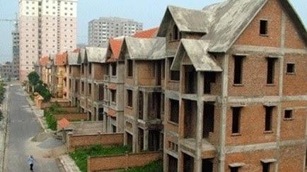 Vấn đề tồn kho bất động sản cho năm 2015