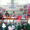 Bupati Kerinci Adirozal Buka Temu Usaha Perhutanan Sosial yang Digelar BPSKL Wilayah Sumatra