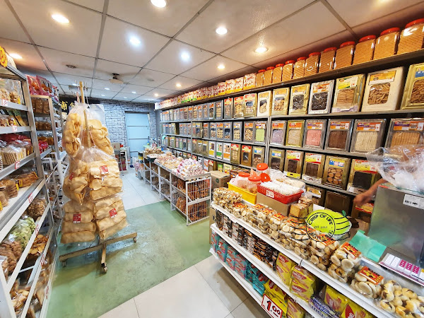 Nostalgic Childhood Biscuits Shop - Like Biscuits Trading 铺饼客来 at Jelutong Market