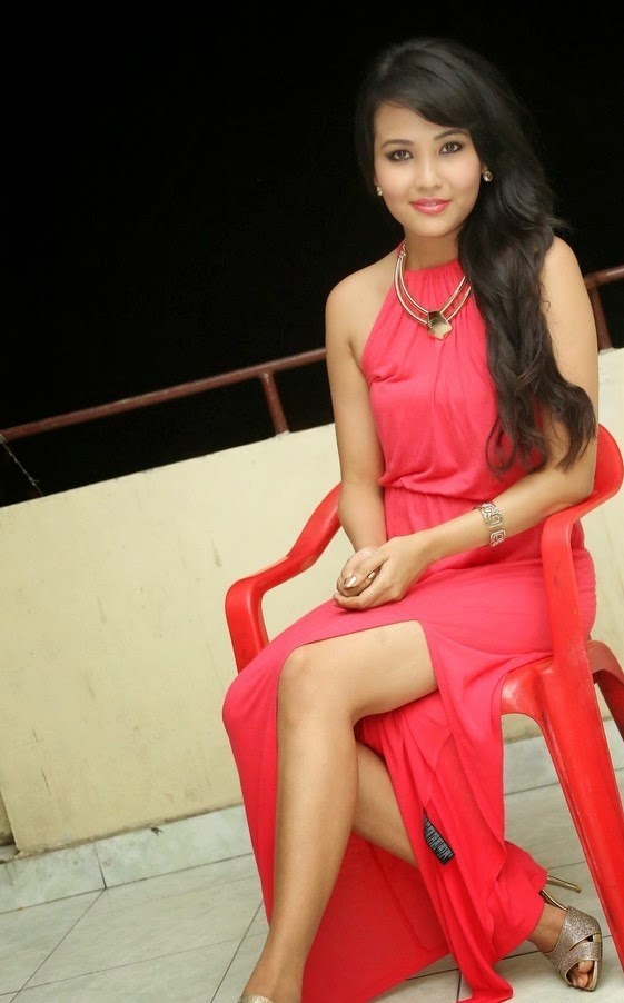 New Photos Sagarika Chhetri  2013 Miss India