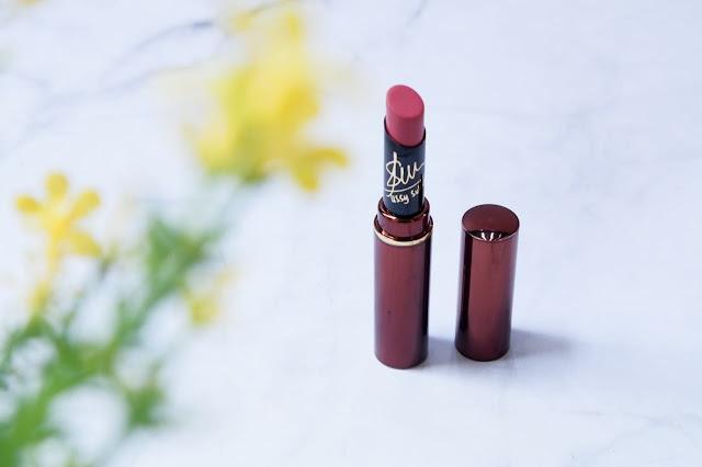 review lipstik matte dissy