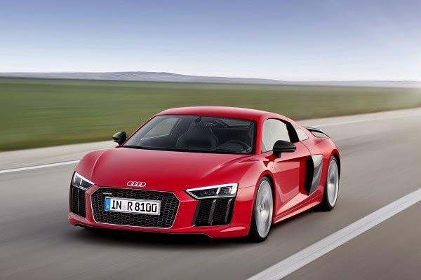 Audi R8 Argentina