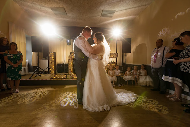 first dance - copyrighted photo