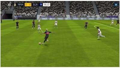 Fifa Soccer Mobile 2019 Mod Terbaru