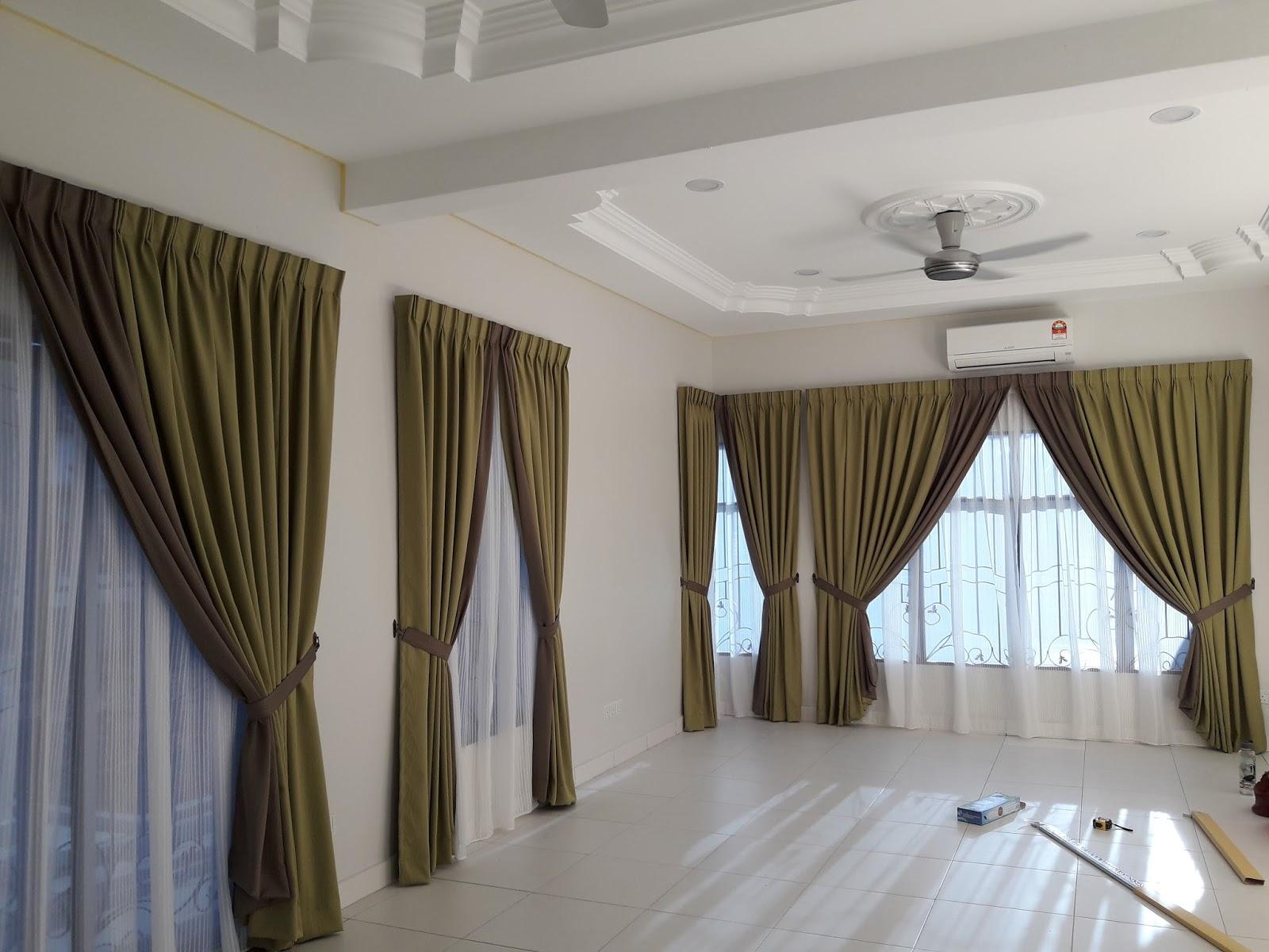 Tukang jahit langsir..rumah baru 2017 | SABA TAILOR & TRADING - Baju & Langsir Bajet