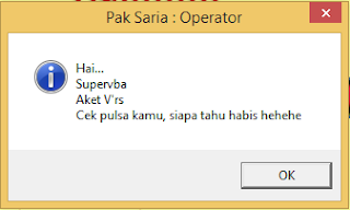 msgbox vba powerpoint
