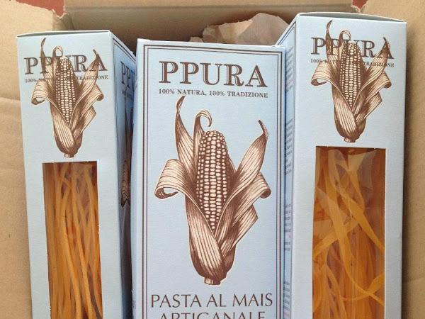 glutenfreie Pasta von PPURA