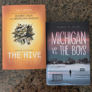The Hive and Michigan vs. The Boys