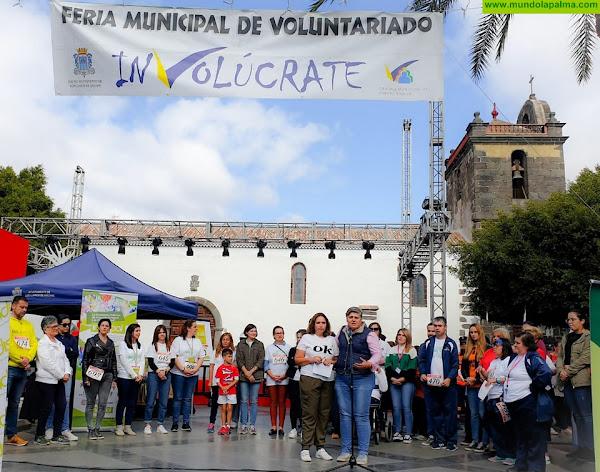 Una treintena de ONG participarán en la Feria del Voluntariado en Los Llanos de Aridane con todas las medidas anticovid