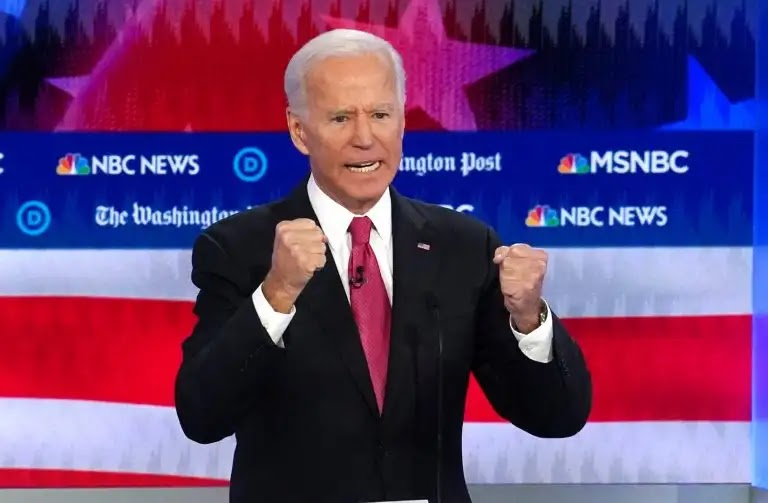 This is how Biden commented on Trump's innocence