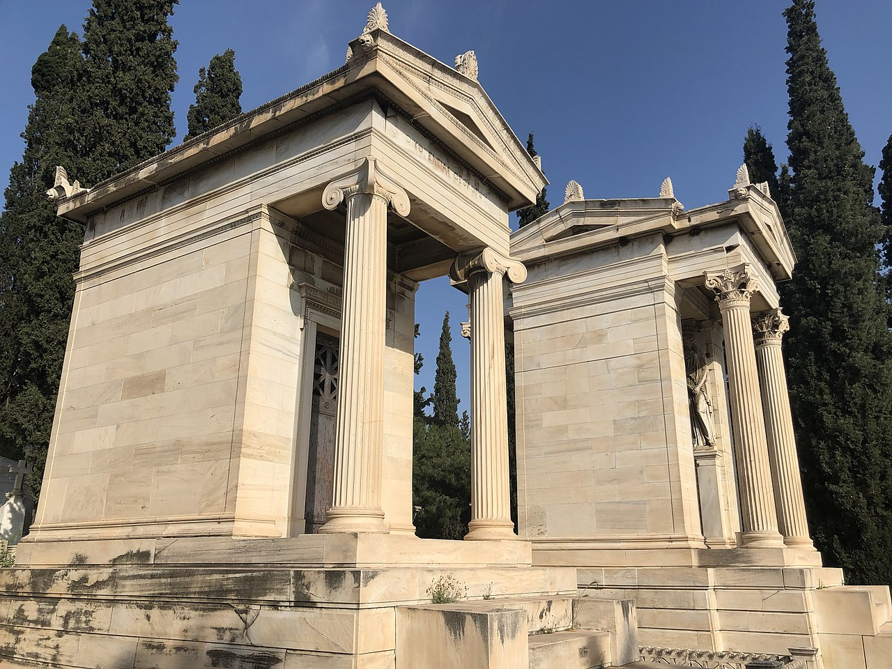 The First Cemetery of Athens (Athens, Greece)
