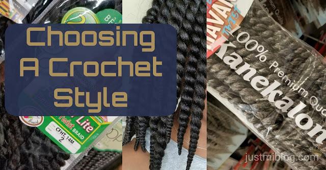 Steps to take when choosing a crochet style