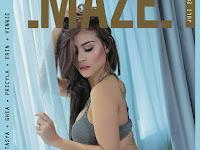 Majalah Maze Asia Edisi Juli 2018