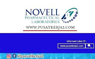 Loker Bandung SMA SMK D3 S1 PT Novell Pharmaceutical Lab Oktober 2020