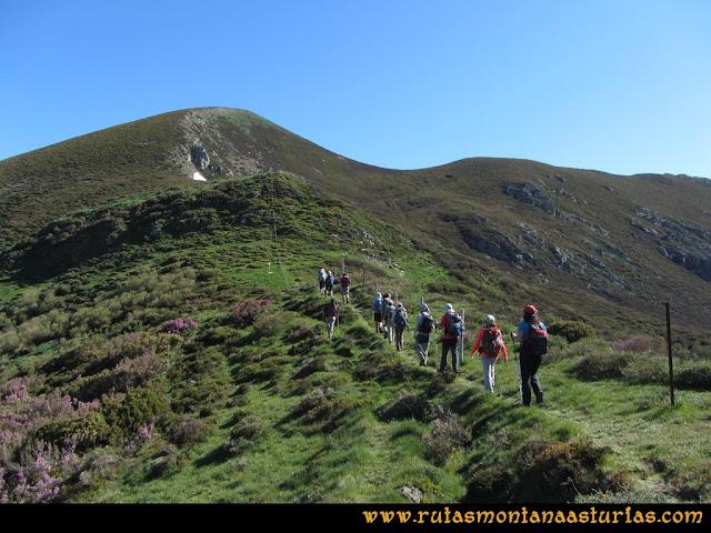 Transcantabrica Tarna-Ponga: Tramo final al Abedular