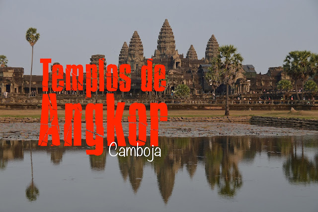 Visitar os Templos de Angkor Wat