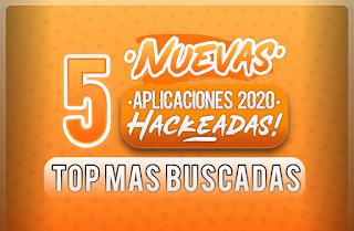 🔥 TOP 5  NUEVAS APPS EXLUSIVAS PREMIUM MAS BUSCADAS 2020