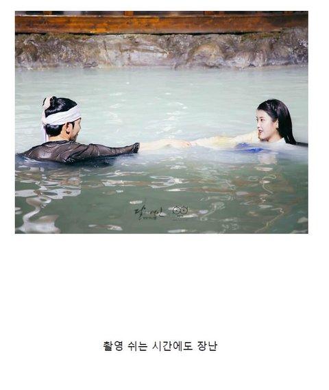 [PANN]Listelerde birbiriyle yarışan Baekhyun ve IU