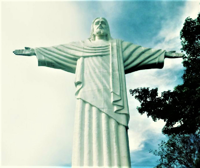 Cristo Redentor Serra Negra