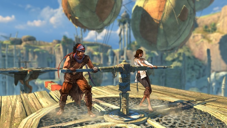 Prince Of Persia 4 Ghost Of The Past For Pc - DownloadKeeper