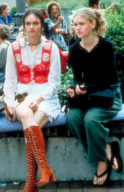 adolescentes 1999 looks