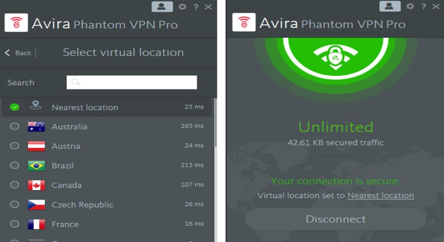 Free Download Avila Phantom VPN Pro Setup