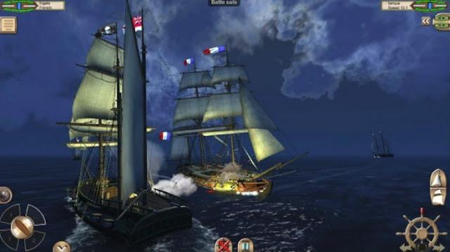 اللعبة الرائعة Pirate: Caribbean Hunt v8.3 Money Skill 2018,2017 2017-12-03_182612.jp