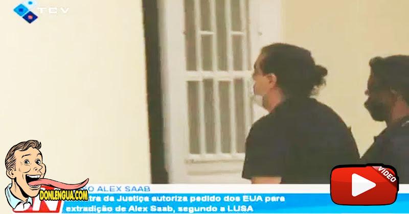 El Delincuente Alex Saab es trasladado de prisión en Cabo Verde