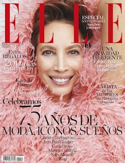 #revistas #regalosrevista #elle #revistasdiciembre