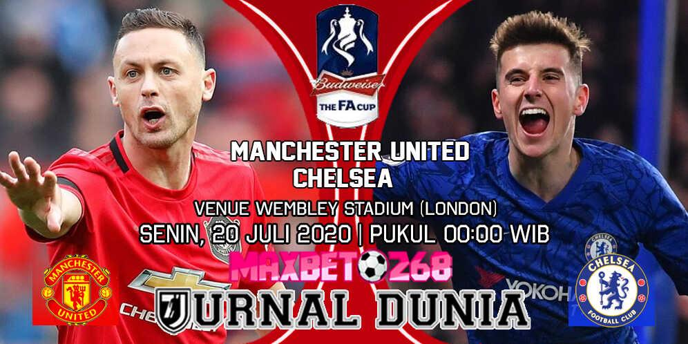 Prediksi Manchester United vs Chelsea 20 Juli 2020 Pukul 00:00 WIB