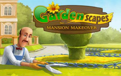 Gardenscapes 2 - Jeu d'Objets Cachés sur PC