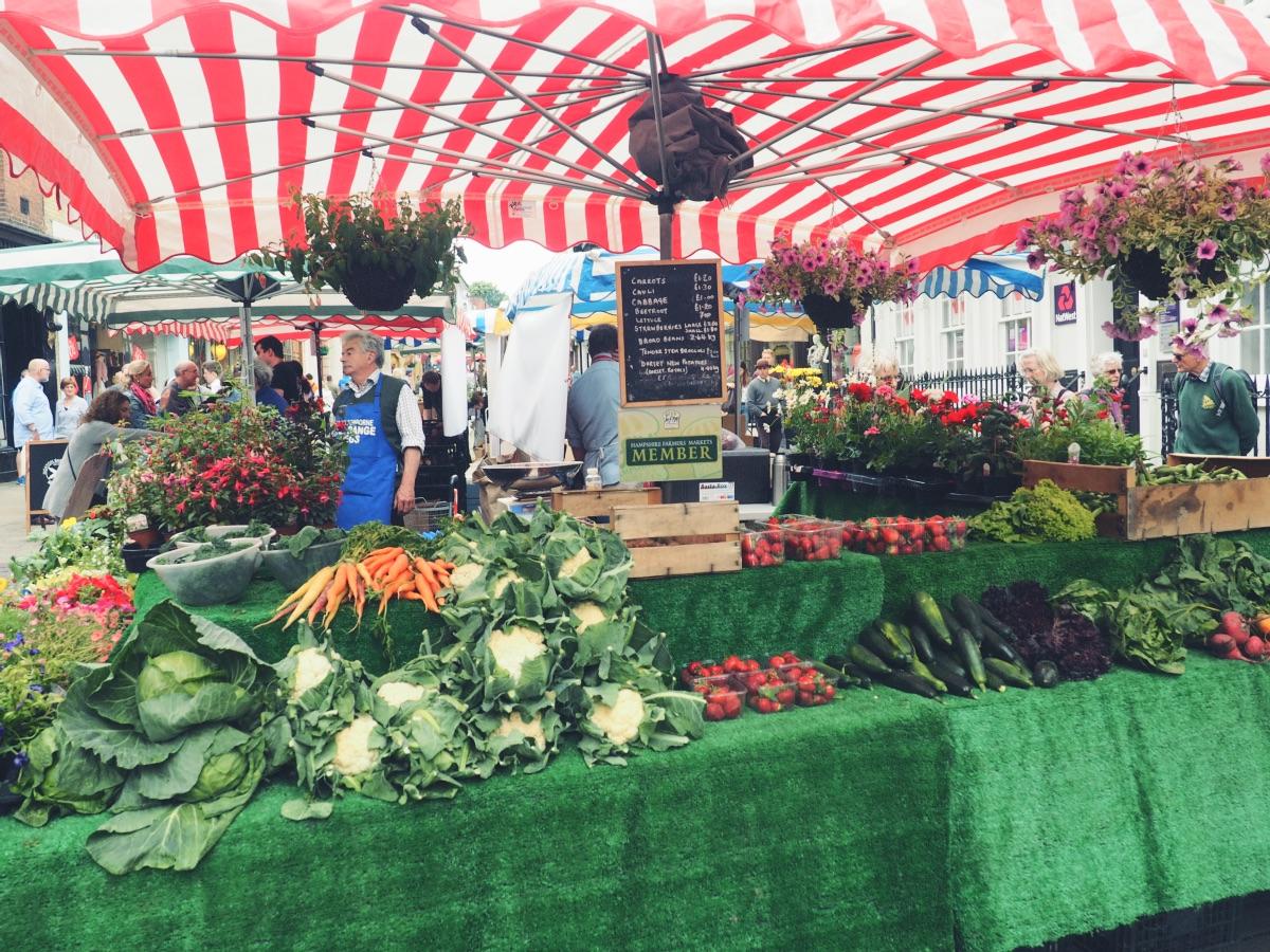 Winchester Farmer's Market