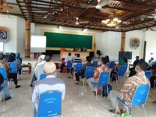 Rapat Pembentukan RT Siaga Covid 19 Tahap Pertama Bersama Ketua RT Pada Kecamatan Tarakan Tengah - Tarakan Info
