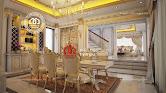 Thiết kế nội thất lâu đài kiến trúc Pháp cổ điển ở Hải Dương - Mã số NT4022 - Ảnh 1