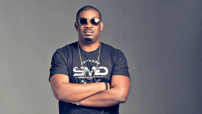 [GIST] You Can Succeed Without A Record Label – Don Jazzy Advises Upcoming Artistes