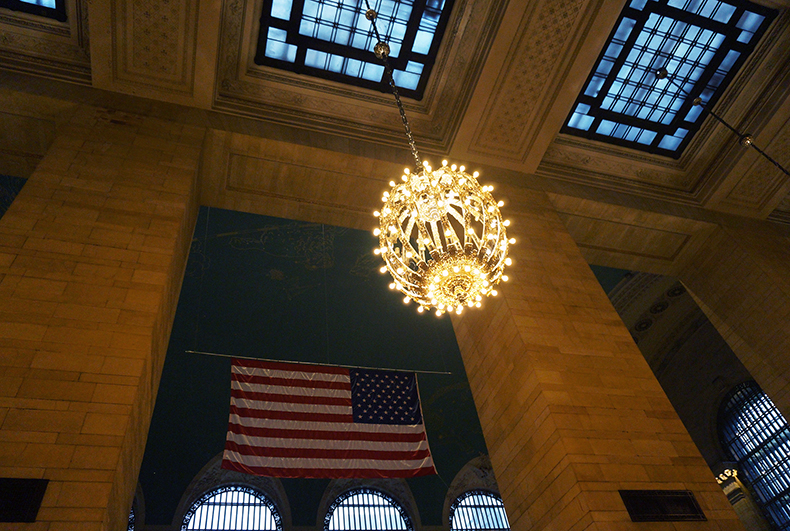 Euriental | fashion & luxury travel | Grand Central Station, New York