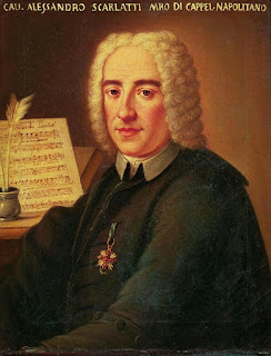 Alessandro Scarlatti passed on his musical versatility to his son, Domenico