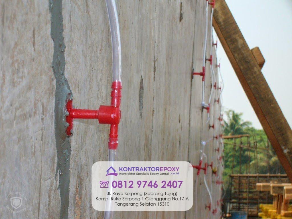 "jasa injeksi beton terpercaya Semarang"" height="
