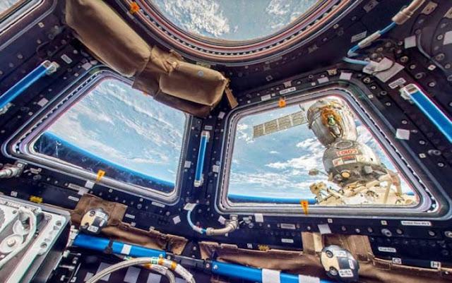 Επισκεφθείτε τον Διεθνή Διαστημικό Σταθμό μέσα από το Google Street View (βίντεο)